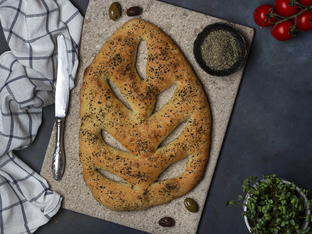 Рецепта за фугас – провансалски хляб