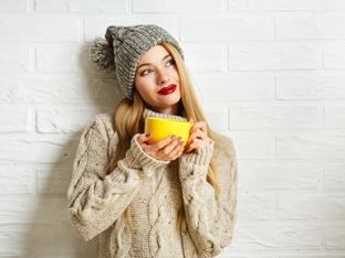 4 чая за добро настроение през зимата