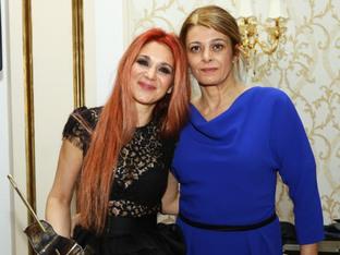 """Десислава Радева бе гост на модните награди """"Златна игла 2019"""""""