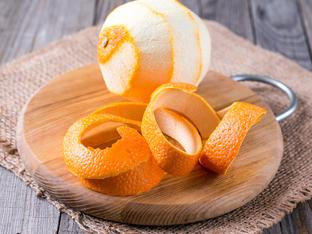 За какво да използвате портокаловите кори?