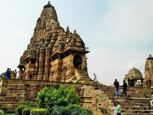 Каджурахо – еротичната столица на Индия