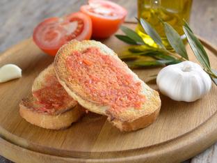 Испански чеснов тост
