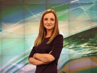"""Михаела Карабельова, репортер в """"България сутрин"""": Приемам професията за кауза"""