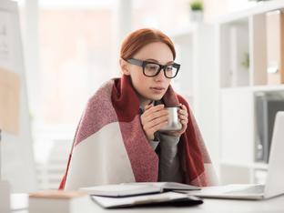 Защо на жените им е по-студено, отколкото на мъжете?