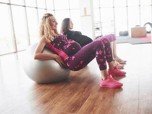 5 ползи от спорта по време на бременност