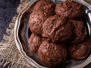 Шоколадови курабийки