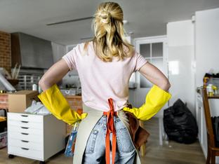 7 бързи трика за почистване на дома