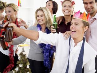 Как да се държите на фирменото коледно парти