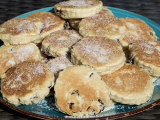 Уелски чаени бисквити