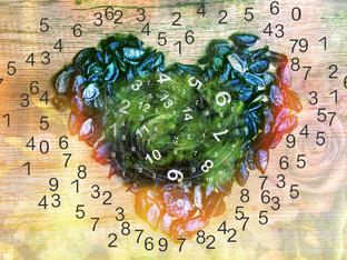 Любовни съвпадения според числото на пътя на живота