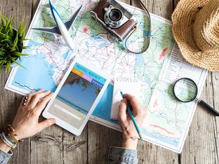 Тест: Къде трябва да пътувате през 2018-а?