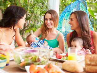 Важни правила при среща с новородено