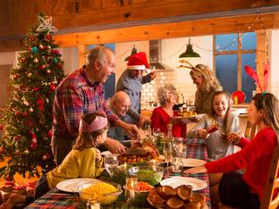 Как да се справите по празниците, ако имате хранителна непоносимост
