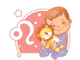 5 характерни черти на дете зодия Лъв
