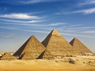 Знаете ли, че египетските пирамиди не са построени от роби?