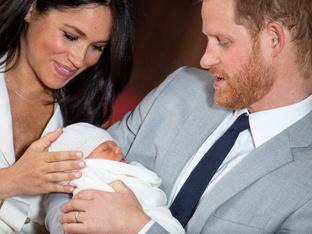 Принц Хари и Меган разкриха името на кралското бебе
