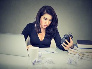 7 признака, че сте повече от работохолик