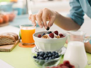 Как да се храните, след като родите?