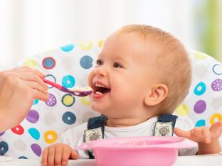 Защо растящото бебе трябва да хапва сладки картофи?