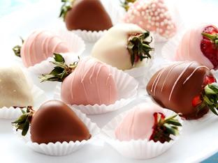 Тайната на перфектните ягоди в шоколад за Свети Валентин