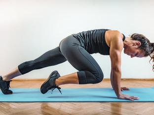 Защо мускулите ви треперят при интензивна тренировка?