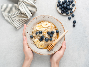 5 храни, които правят закуската по-полезна за храносмилането