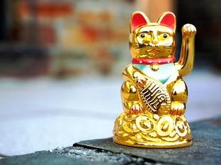 Манеки Неко – японската котка на късмета