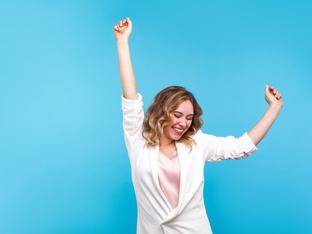 5 позитивни нагласи, с които ще постигнете целите си