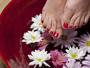 Очистващи вани за крака