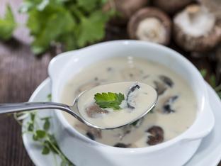 Унгарска гъбена супа