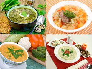 14 полезни рецепти за пролетни супи