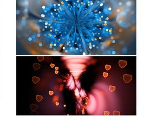 Оптични илюзии разкриват какви сте в любовта