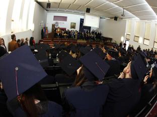 ВУЗФ продължава приема на студенти само с оценки от матури
