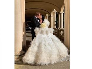 Ексклузивни снимки от сватбата на Цеци Красимирова (галерия)