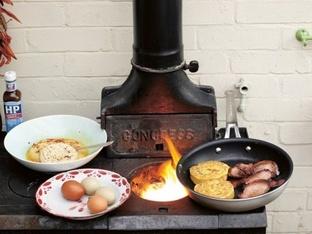 Яйчени хлебчета по рецепта на Джейми Оливър