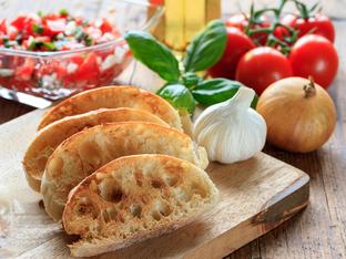 Италиански брускети Fettunta само с 3 съставки