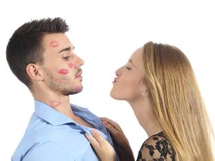 Знаци, че не можете да се целувате