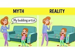Митове за майчинството