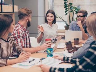 6 начина да останете позитивни по време на работа