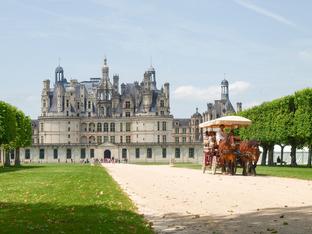 Дворецът Шамбор – великолепието на Франсоа I (галерия)