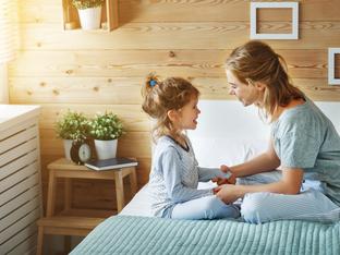 Въпроси, които помагат на родителите да общуват с децата