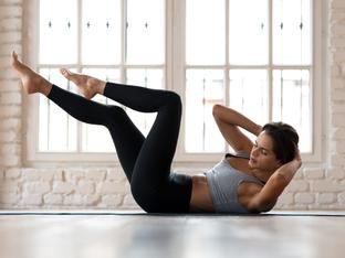Упражнения за корем, които да правите у дома