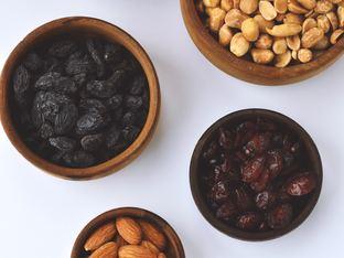 Ядки и сушени плодове, които да включите във вашата диета