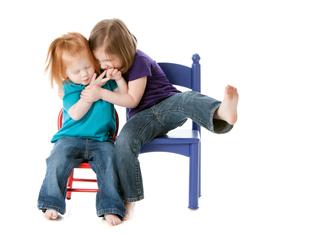 Как да научим децата да споделят играчките?