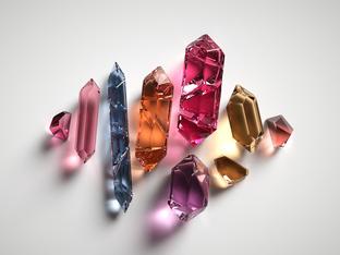 7 форми на кристали и тяхното значение