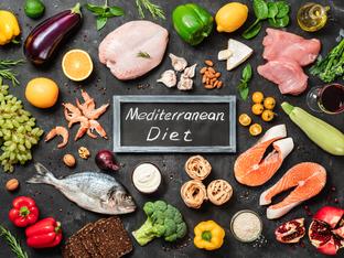 Как се променя тялото ви, ако следвате средиземноморската диета