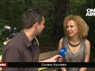 """Силвия Лулчева: """"Книгата е начин да се срещнеш с много хора"""""""