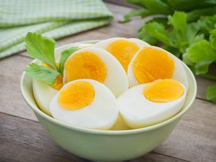 Диета с яйца и цитруси