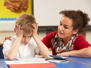 6 начина да помогнете на децата да се справят с училищния стрес