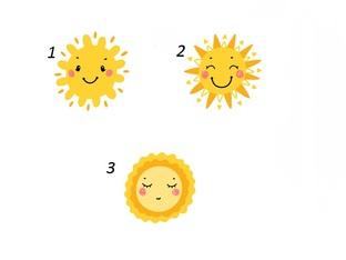 Три слънца разкриват какво трябва да промените в живота си